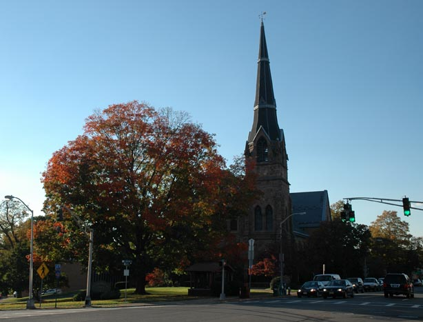 First Presbyterian Church at Caldwell