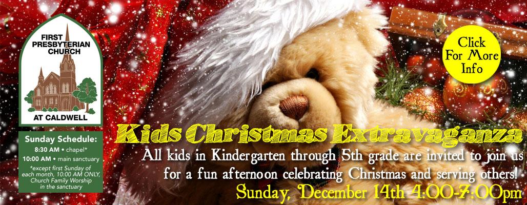 Kids Extravaganza Slider